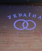 Диплом - микро ворс в УФ (Макеевка)